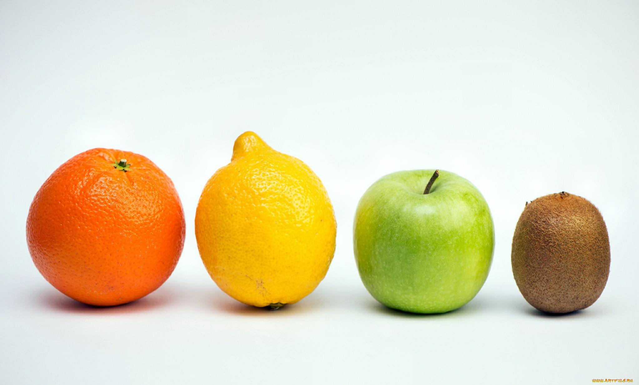 Яблоко груша апельсин лимон картинки